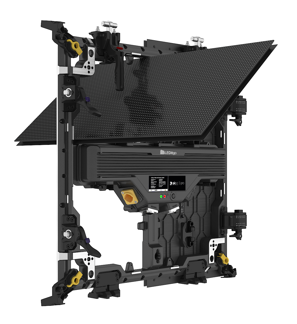 LEDitgo picled 3 pro IM-Service Visualisierung